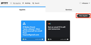 IFTTT Webhooks 機能を使って記事の公開時に指定したSlackのチャンネルに通知する