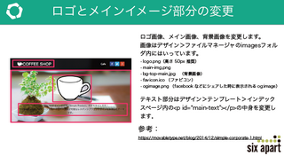 「Simple Product」テーマを利用して実際にサイトを作ってみよう